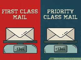 3 ways to put a stamp on an envelope wikihow