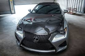 rcf lexus orange lexus rc f in liquid platinum at goodwood festival of speed