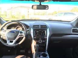 Ford Explorer 2016 Interior 2015 Ford Explorer Limited Rental Review The Truth About Cars