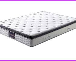new queen mattress latex pillow top with 5 zone pocket spring 599