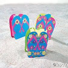 flip flop bag flop gift bags