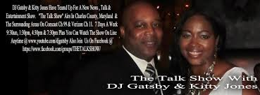 Sho Gatsby press release the talk show with dj gatsby jones who s