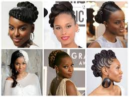 micro braids hairstyles for weddings 2015 women styles