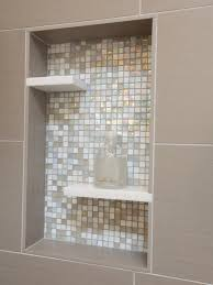 bathroom niche ideas bathroom niche with soap shelf design pictures remodel decor