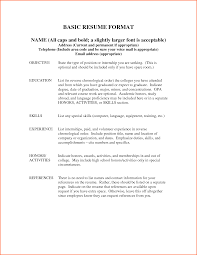Achievements On Resume Examples Resume Examples With References Example Format Of Resume Slo
