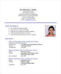 Resume Sample Engineer by Electrical Engineering Resume Template 6 Free Word Pdf Document
