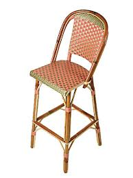 Navy Bistro Chairs Authentic Bistro Barstool Handmade In France Love These For