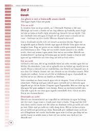 spanish letter layout junior cert irish hl revise wise
