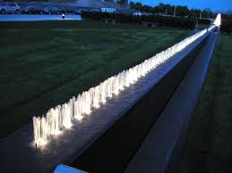 Outdoor Walkway Lighting Ideas by Deck Lighting Ideas Diy Fiber Optic Pathway Lighting Recessed