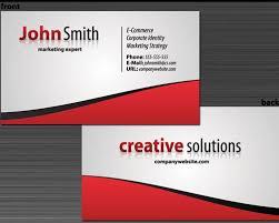 E Card Designer 30 Design Tutorials For Creating Professional Business Cards