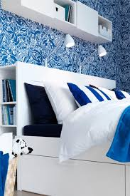 put your bed to work bookshelf headboard small rooms and small