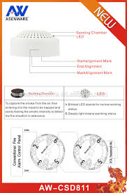 smoke detector wiring connect alarm bell with fire alarm system