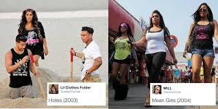 Jersey Shore Meme - new meme turns jersey shore into your favorite movies