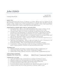 insurance cv examples confortable insurance professional resume format in cv sample
