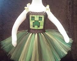 Minecraft Halloween Costume Sale Minecraft Costume Etsy