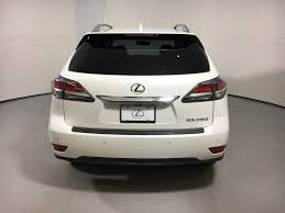 lexus warranty rx 350 2015 used lexus rx rx 350 at tempe honda serving phoenix az iid
