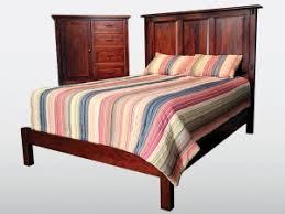Amish Furniture Gallery Custom Built Solid Wood Furniture - Stoney creek bedroom set