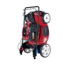 toro foldable handle self propelled lawn mowers lawn mowers
