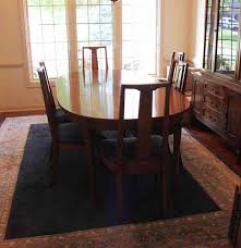 Broyhill Dining Room Sets Mid Century Broyhill Lenoir House Dining Room Table And Chairs Ebth