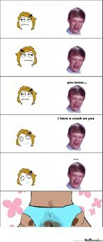 Funny Crush Memes - his crush by samarth meme center