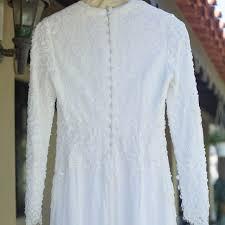 Preloved Wedding Dresses Nurita Harith Preloved Wedding Dress Women U0027s Fashion Bridal Wear