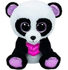 amazon ty beanie boos penny panda exclusive toys u0026 games