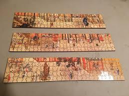 I Ve Got A Nautical Themed Pashmina Afghan Rebecca U0027s Wooden Jigsaw Puzzles June 2018