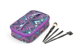 amazon com trina u0026 co cosmetic box bundle plus 4pc face set