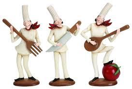 Chef Kitchen Decor Sets Fat Chef Kitchen Decor Houzz