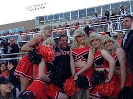 cross dressing cheerleaders fellowship of the minds