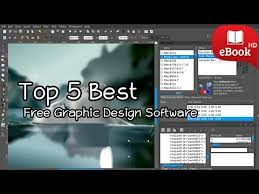 graphic design program top 5 best free graphic design software for windows and mac