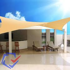 Triangle Awnings Canopies Triangle Square Shade Sail Sun Uv Protection Garden Canopy Patio