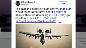 Meme To - air force apologizes for tweet using laurel vs yanny meme to