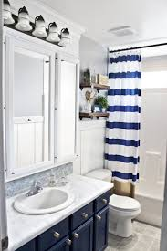 best 25 teenage bathroom ideas on pinterest teenage room clever trim work extra storage and fresh paint transform a basic bathroom into a