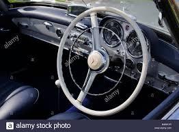 mercedes dashboard 1961 mercedes benz 190sl sports tourer interior dashboard and