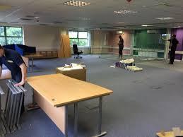 Desk Measurements Bristol Office Furniture Desk Mounted Screen Installation To