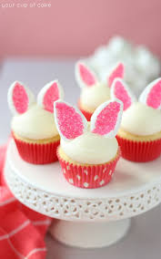 Easter Decorations On Cupcakes by 21 Cute Easter Cupcakes Easy Ideas For Easter Cupcake Recipes