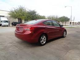 2013 hyundai elantra gls for sale in houston tx stock 14963