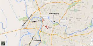 Sacramento State Campus Map by Running In Sacramento California Best Routes And Places To Run