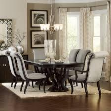 Chris Madden Dining Room Furniture Savion Espresso Dining Room 7pc Set For 1 97994 Furnitureusa