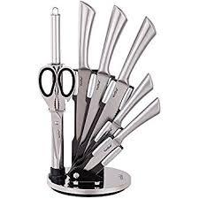 stainless steel kitchen knives set vonshef 7 professional stainless steel kitchen knife set with