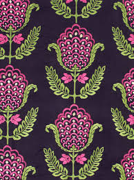 Navy And Pink Curtains Navy Blue Mint Green Floral Upholstery Fabric Embroidered Floral