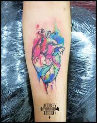 best 25 anatomical heart tattoos ideas on pinterest anatomical