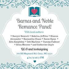 Barnes And Noble Spokane 2017 Appearances