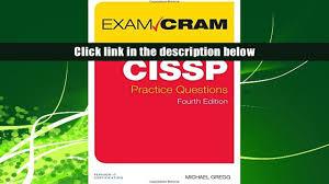 free download cissp practice questions exam cram 4th edition