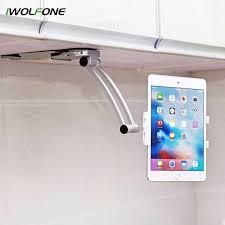 tablette pour cuisine soporte movil voiture téléphone cellulaire titulaire cuisine