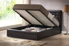 Bed Frames Storage Bed Frame With Storage Single Bed Frame With Storage Diy