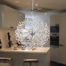 chrome globe pendant light unitary brand contemporary globe crystal pendant light max 120w with