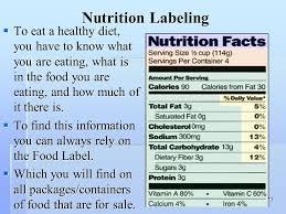 nutrition u0026 your health ppt video online download