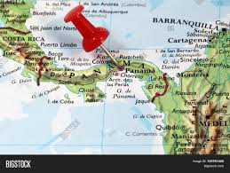 map of panama city map pin point panama city panama image photo bigstock